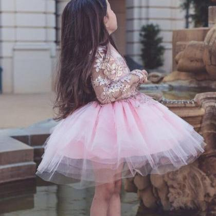 Short Ball Gown Princess Girls Page..