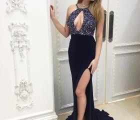 Long Evening Dress ,..