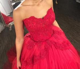Red Wedding Dress St..