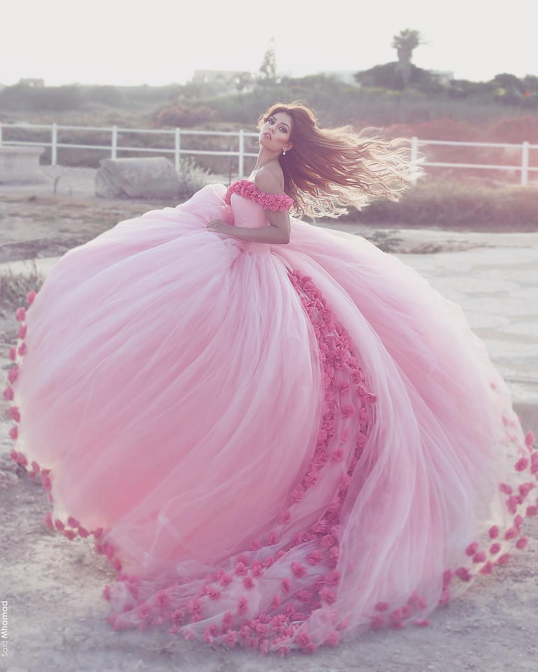 Baby Pink Quinceanera Dresses 2018 Ball Gown Party Dress For 15 16 ...